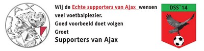 Supporters van Ajax
